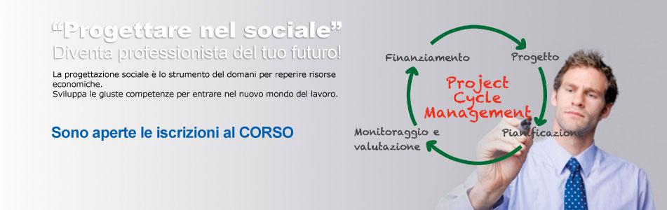 """""""Progettare nel sociale"""". Diventa professionista del tuo futuro!"""