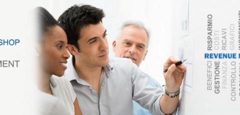 Workshop – Strategie, trucchi e consigli su come ottimizzare e massimizzare i ricavi in albergo